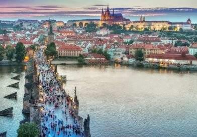 Братислава – Дрезден – Прага – Виена