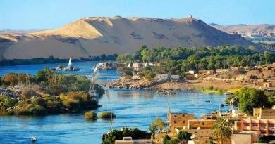 Египет и круиз по Нил